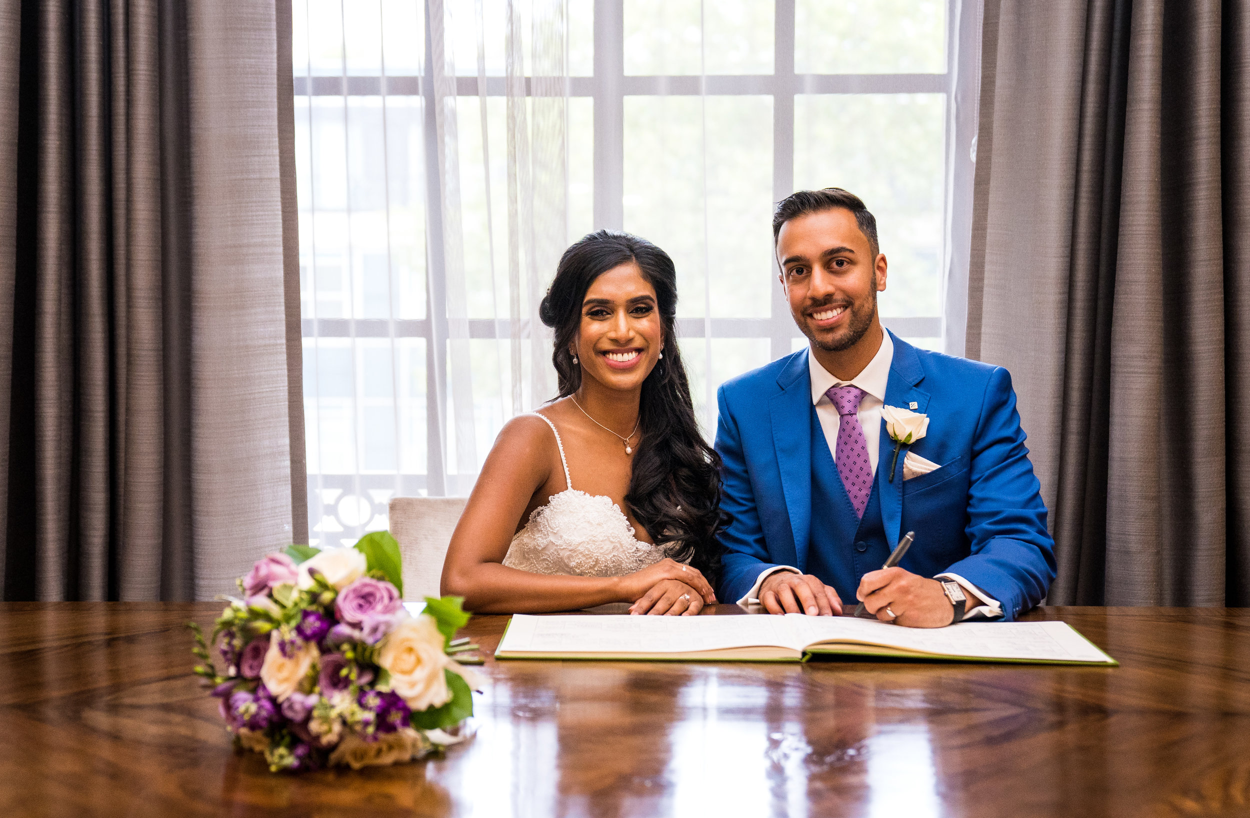 anglo-asian-hindu-civil-wedding-photography-videography-london-portrait-marylebone-old-town-hall-33