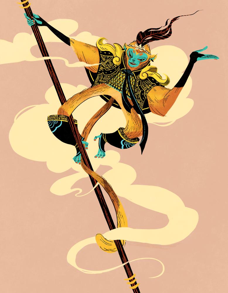 Sun Wu-Kong