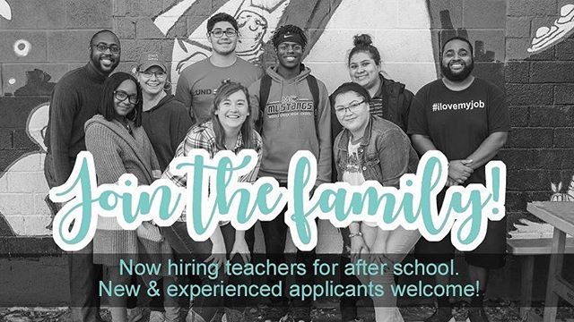 "Now hiring ""floaters"" (teacher's assistants) with a passion for children's ministry. Floaters will work with students in 1st-5th grade, and must demonstrate a willingness to provide loving care and healthy boundaries to children academically, spiritually, and emotionally. Must be 18+, a high school graduate or equivalent, and complete and pass full screening process and background check.  Hours: M-Th 2:00-6:30  Full description and application can be found at www.fortressydc.org/hiring or #linkinbio"