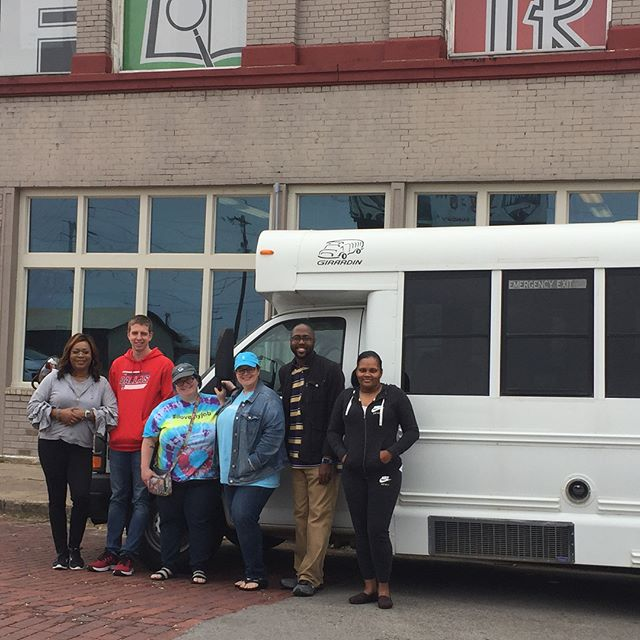 Our lead staff took turns practicing behind the wheel of our new minibus this week, and our kids have been enjoying field trips and pick-ups from school on these cold, wet days. We're so grateful for the blessing this new transportation has been and will continue to be for years to come. (Our janky old vans have moved on to new usefulness, transporting meals to organizations just like ours!) Thank you to our incredibly gracious and generous supporters for this gift: @venturemech