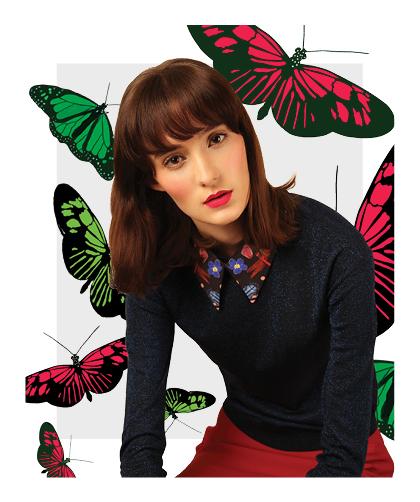 Secret Garden Silk Collar - Cleo Ferin Mercury AW16.jpg