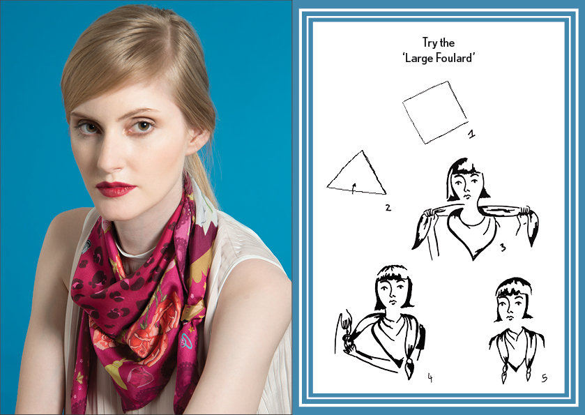 Large Foulard Resort14 - how to style a silk scarf - Square Silk Scarf.jpg