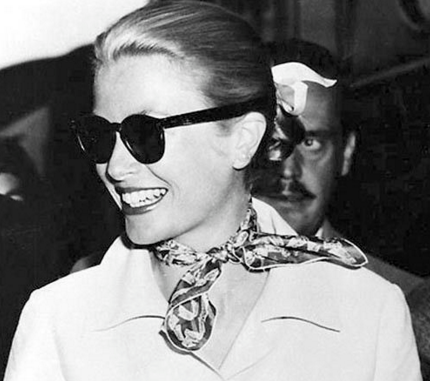 Scarf knots as seen on the one and only Grace Kelly 4.png