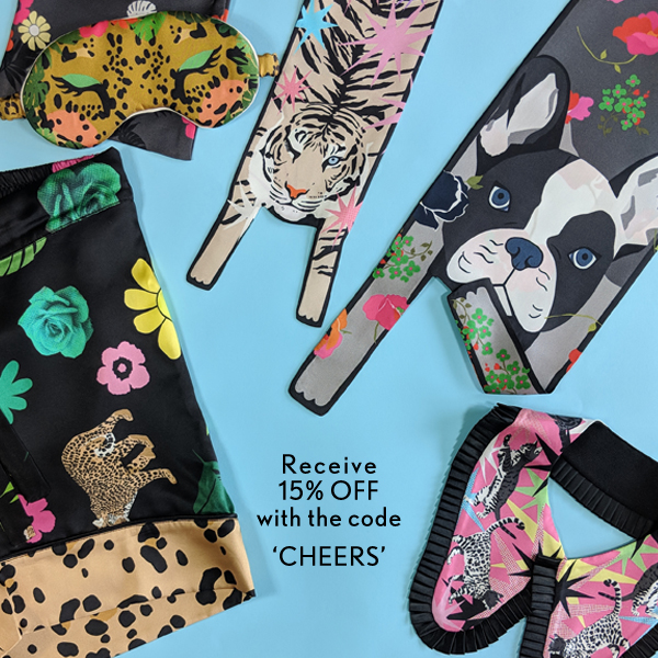 15% off AW18 collection - 動物印花真絲圍巾和配飾15%off.jpg