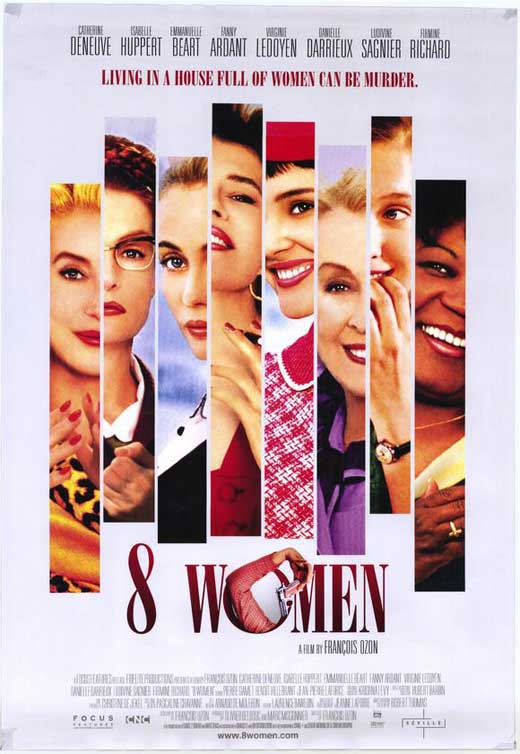 8 Women by François Ozon