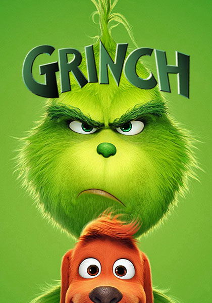 The Grinch by Yarrow Cheney, Scott Mosier