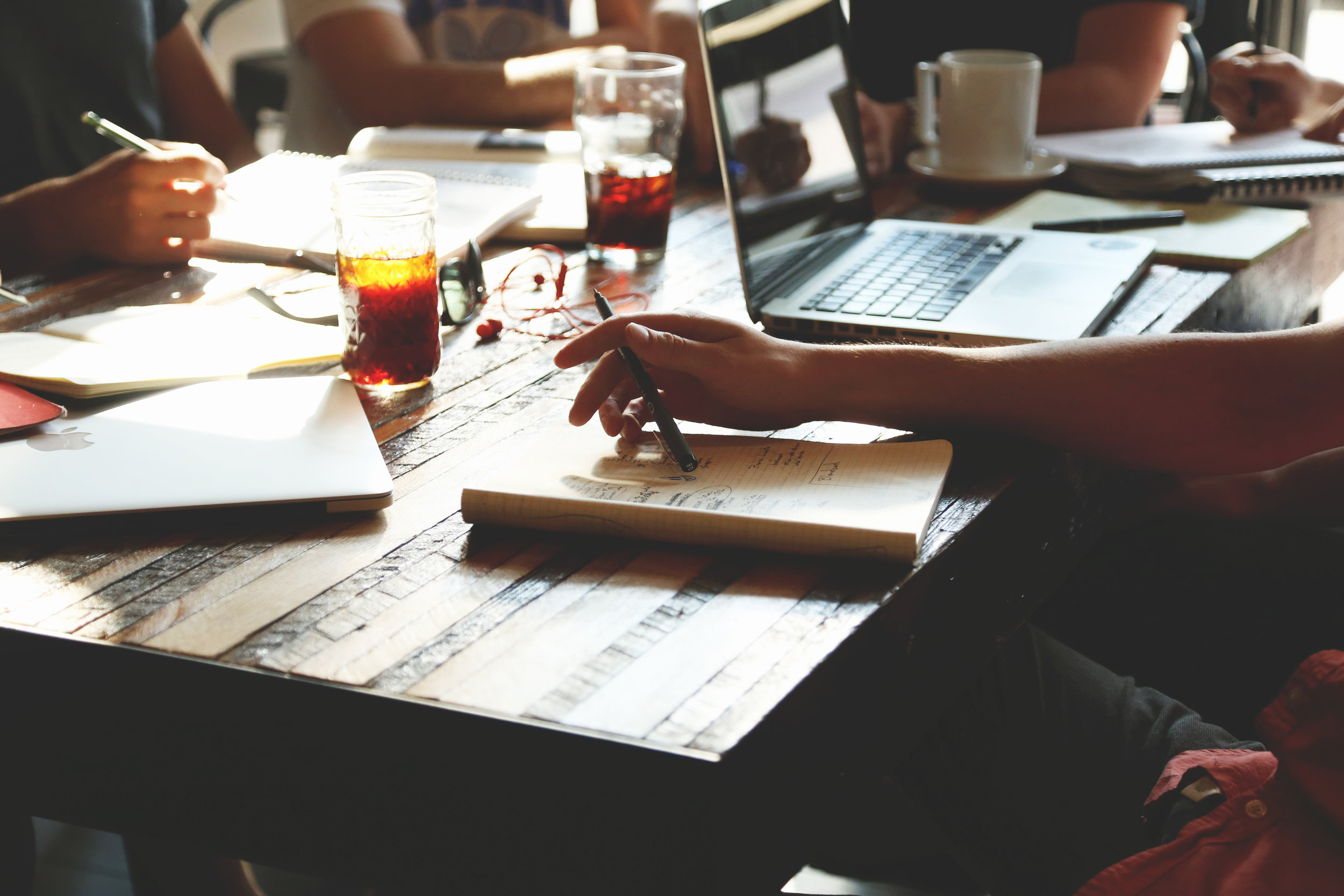 Strategic marketing, branding and public relations for wealth advisors.