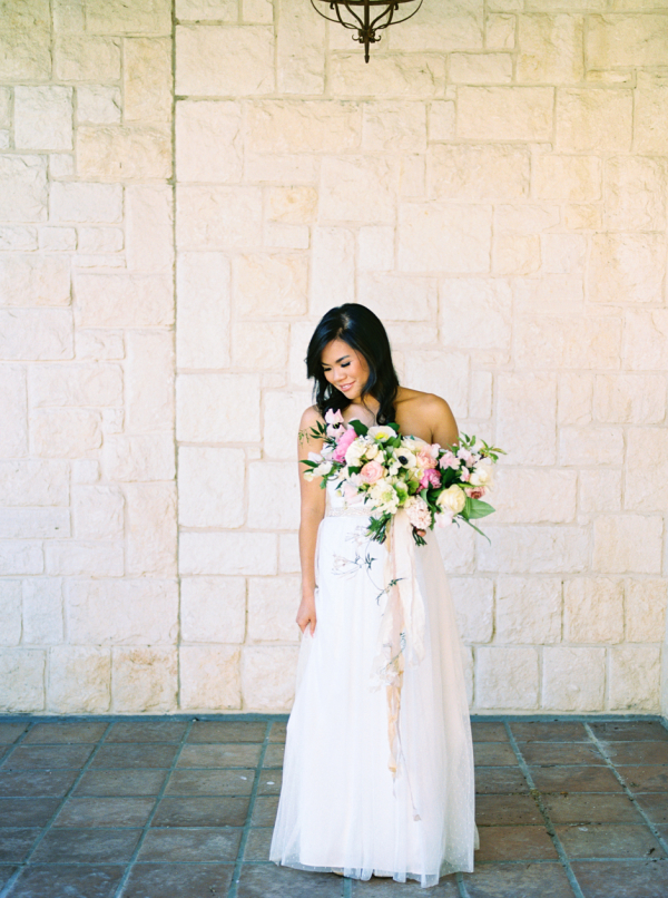 Pink Bridal Bouquet - Wedding Flowers in Dallas