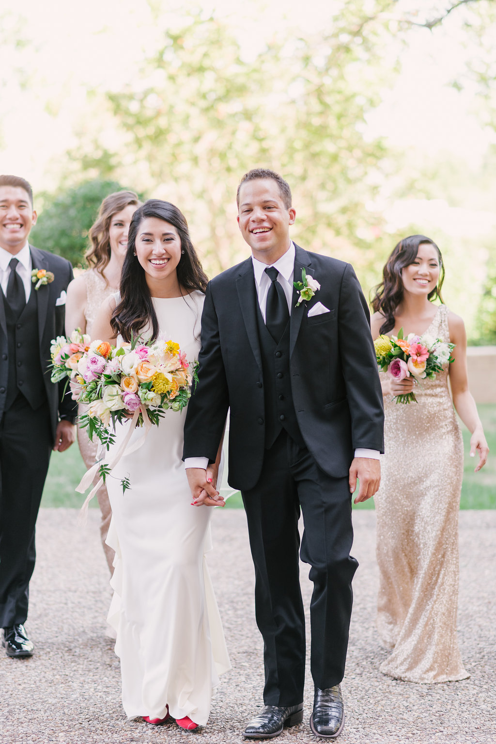 Pastel Wedding Flower Ideas - Dallas Wedding Florists