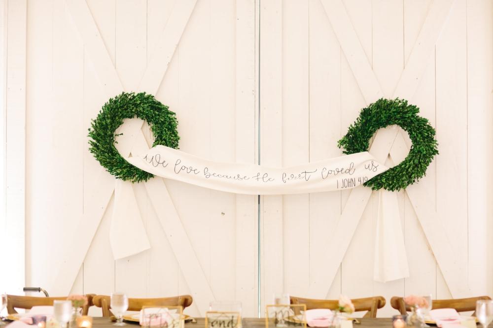 White Sparrow Barn Wedding - Texas Wedding Planner