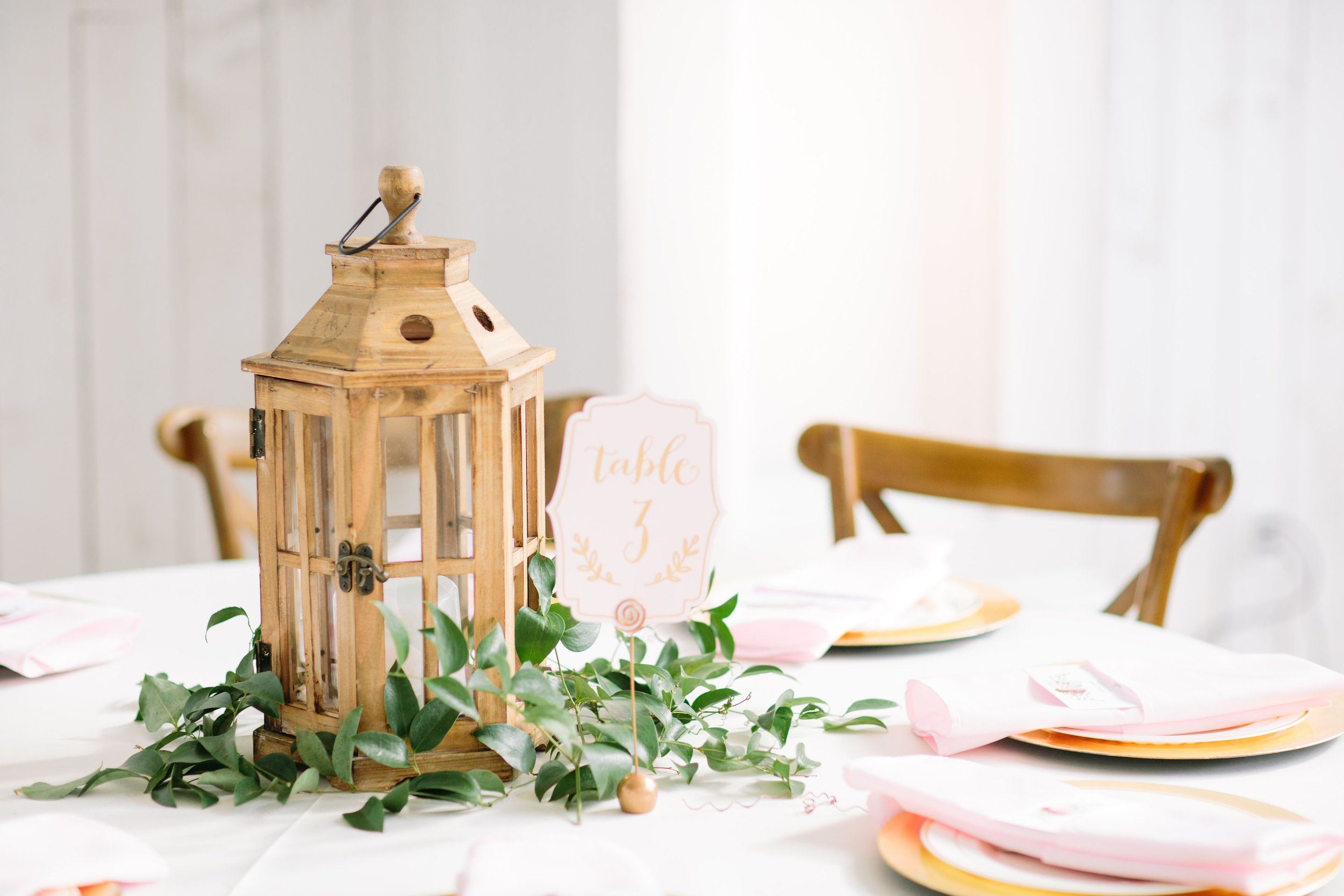 Lantern Wedding Decor - Dallas Wedding Planner