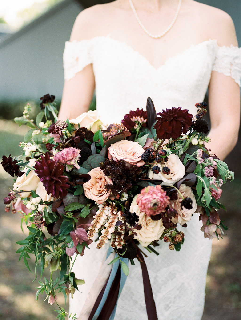 Garden Inspired Wedding Flowers Dallas - Lubbock Wedding Florist