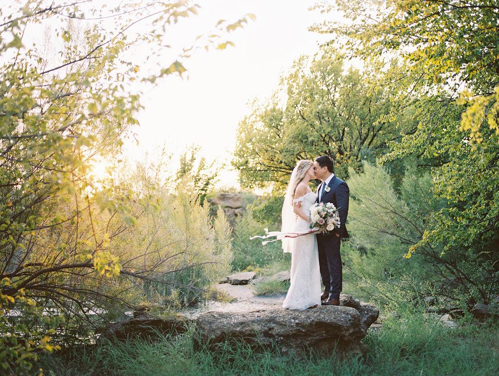 Hidden Pines Chapel Wedding - Dallas Wedding Planner