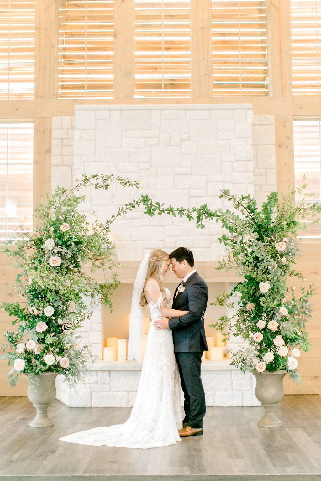 Dallas Wedding Planner - Hidden Pines Chapel Wedding