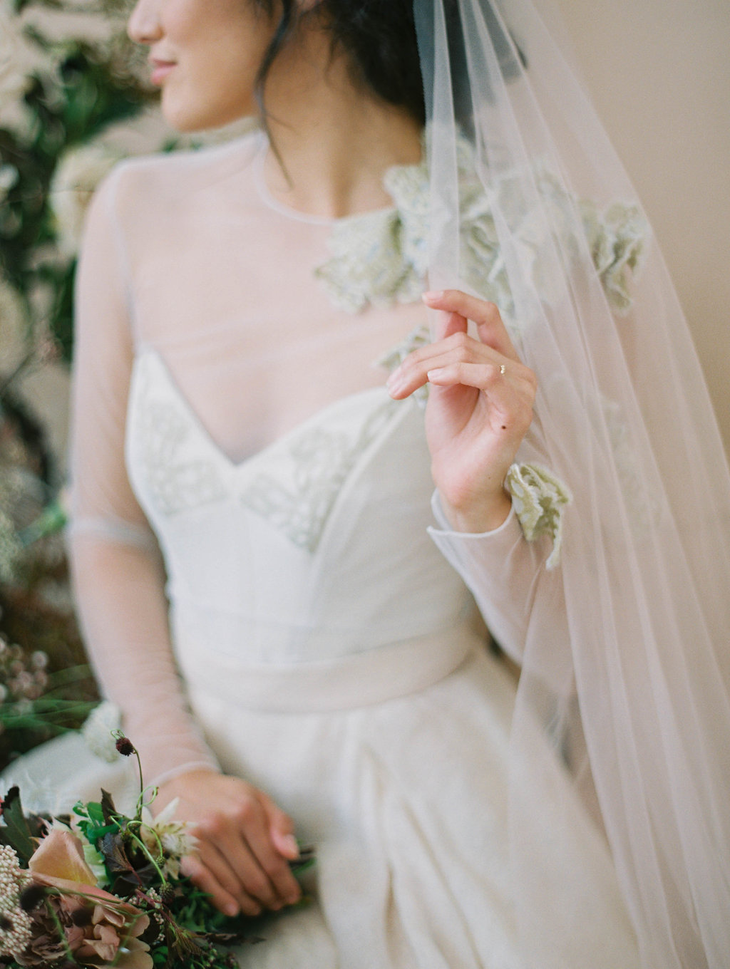 Modern Blush Wedding Inspiration - Wedding Planner and Florist in Dallas