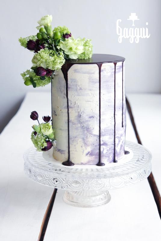 Dripped Chocolate Green Purple Cake Gaggui.jpg