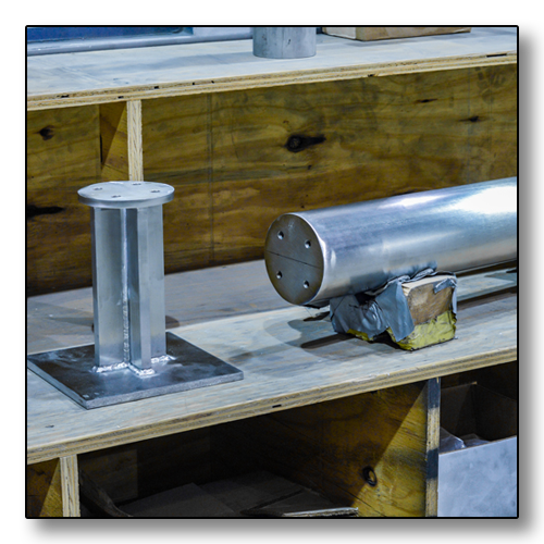 Easy to install and remove, these bollards will not disappoint!