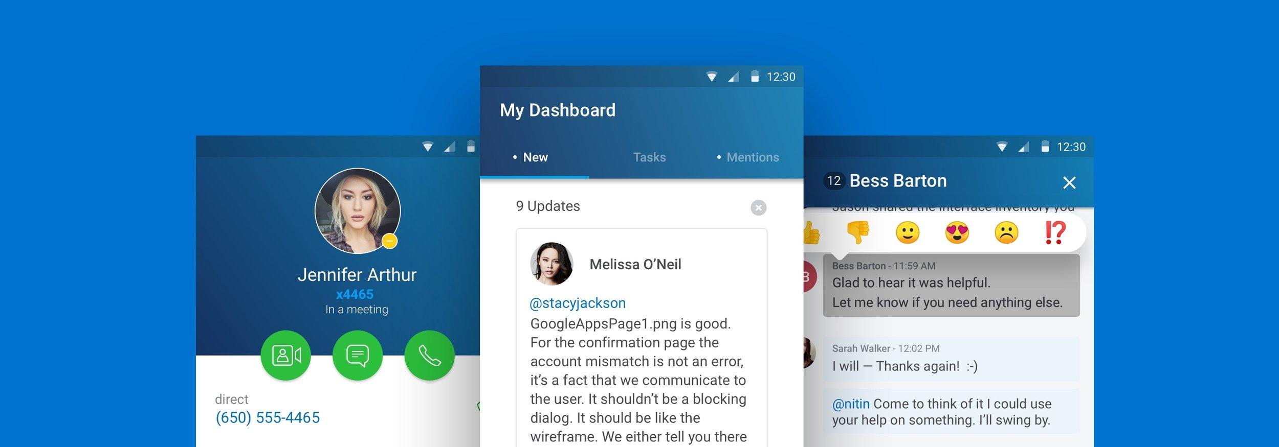 Android app — Jason Gonzalez UI/UX Designer