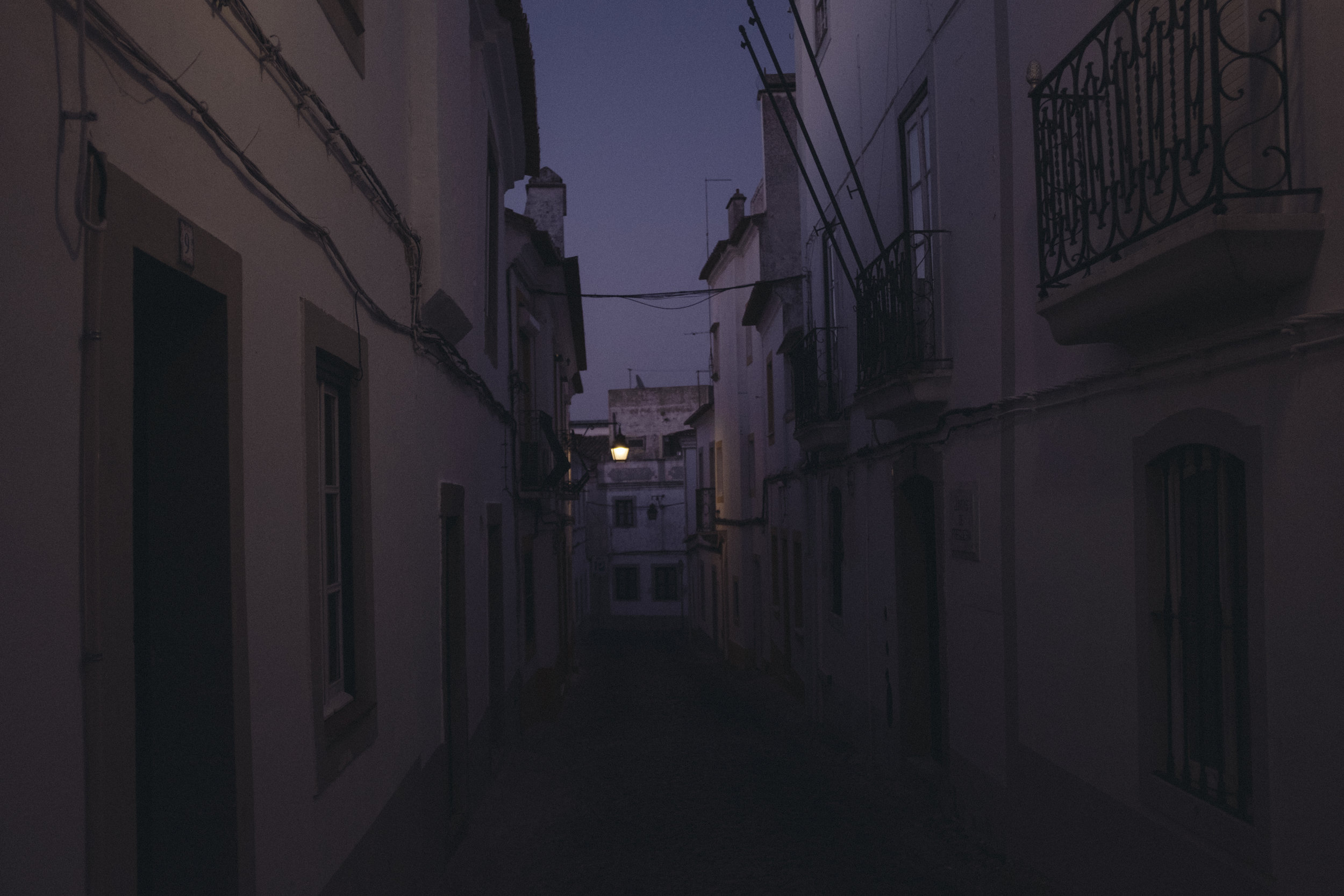 Evora, Portugal - July 2017
