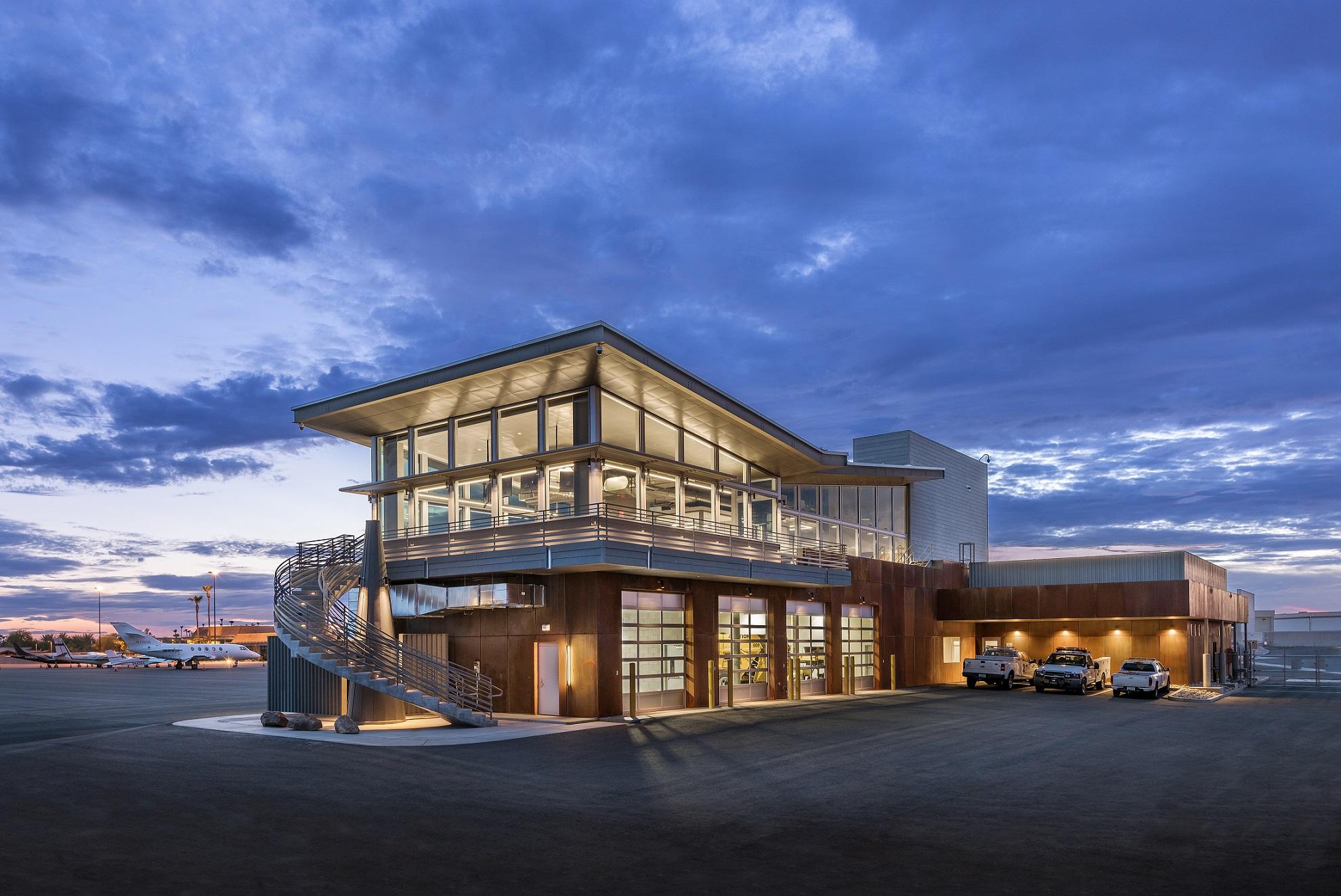 Award of Merit - Scottsdale Airport Operations CenterRobert Singer - Robert Singer & Associates