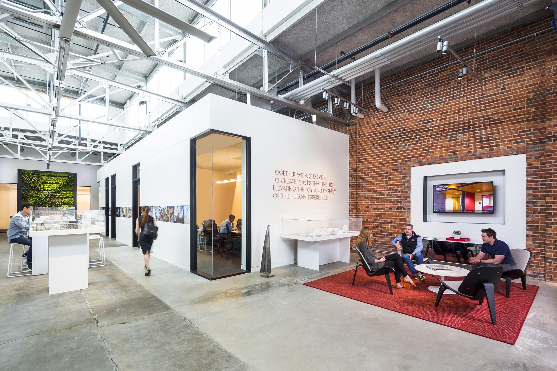 Award of Honor - Bindery on BlakeLisa Bartlett - Davis Partnership Architects