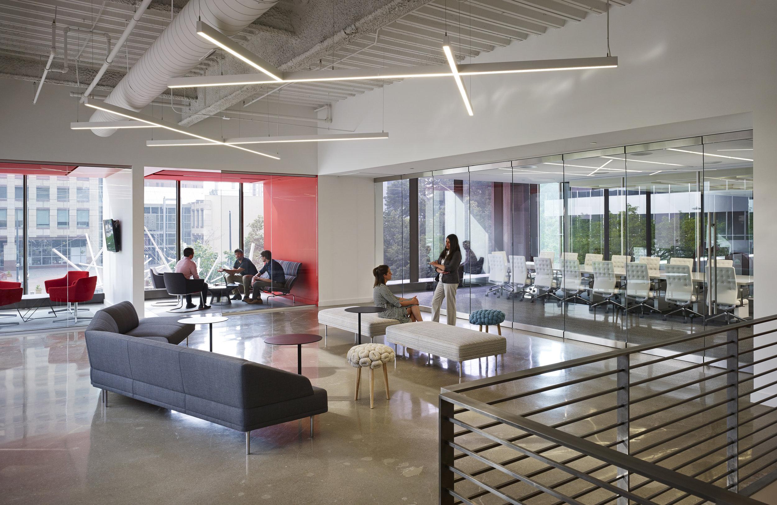Award of Merit - Gensler Denver Office Tenant ImprovementJay Wratten - WSP