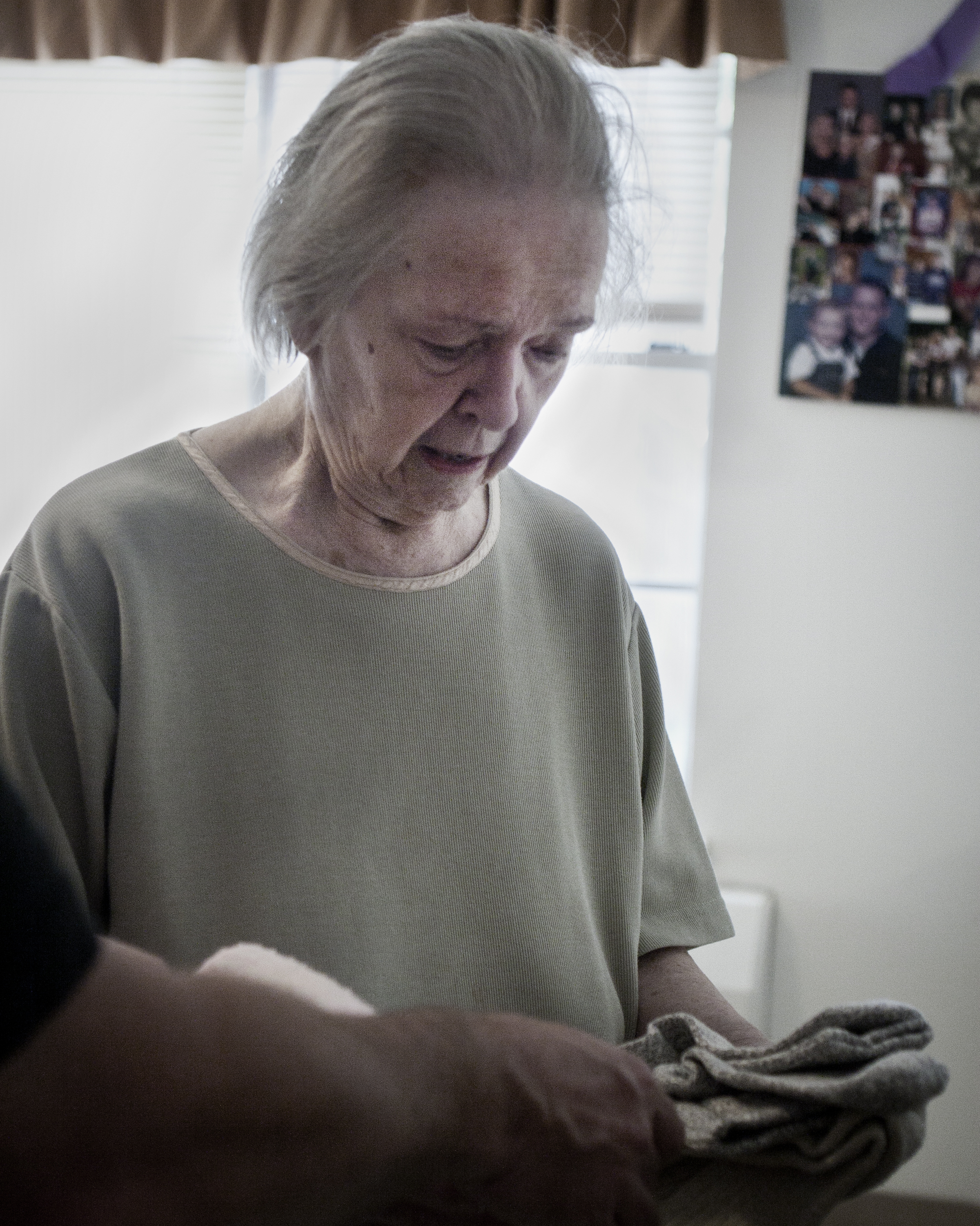 It is agonizing to watch a parent suffer from dementia and Alzheimer's. This series is about the good days and the bad days experienced by my mother in law during her last few months of life.