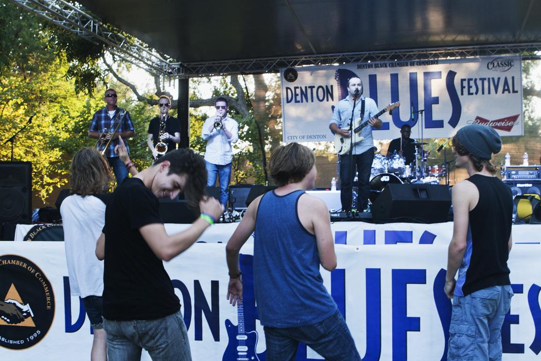 Denton Blues Festival