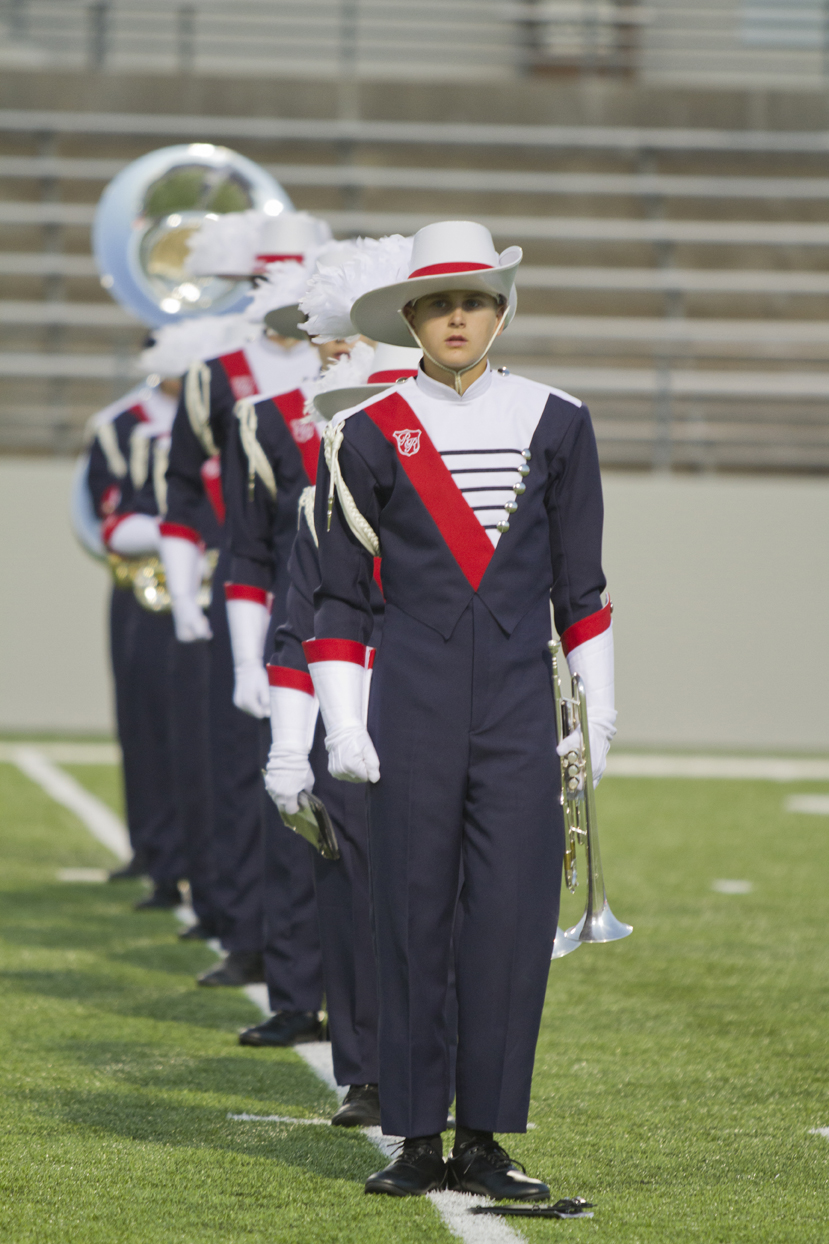 Being a member of a high school marching band is like being a member of a large family. I have learned this through many years of raising band kids and being involved in the band boosters.