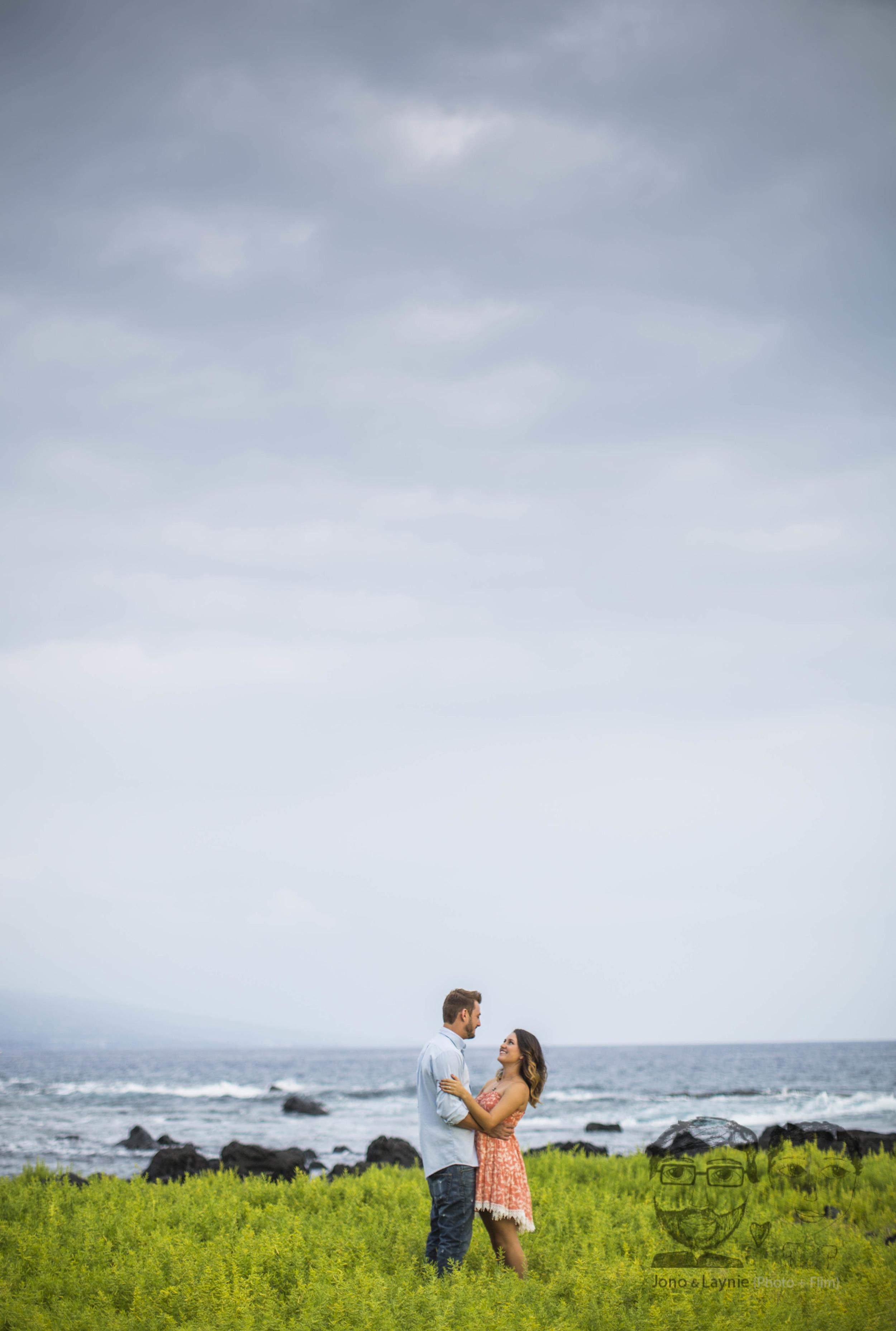 Jono & Laynie Co.-Kona, Hawaii-Engagement Session01.jpg