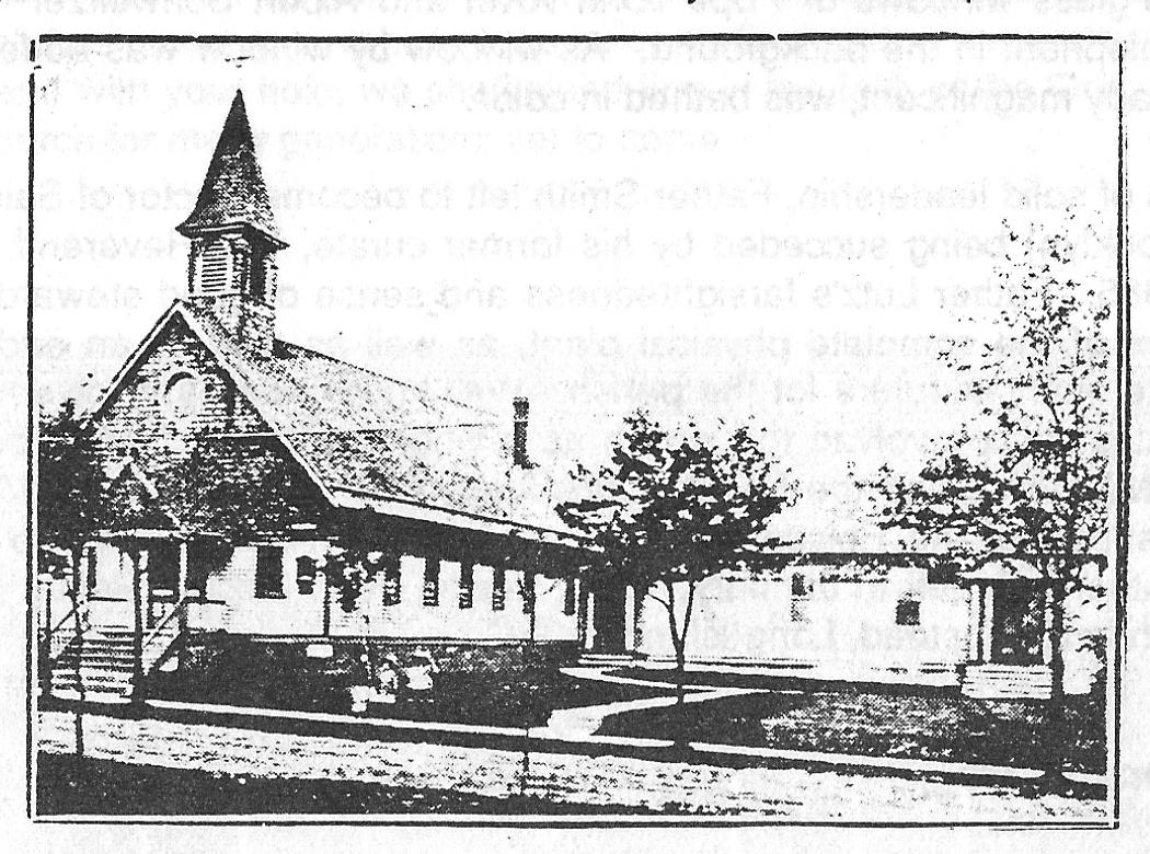 St. Matthew's Church, pre-1927
