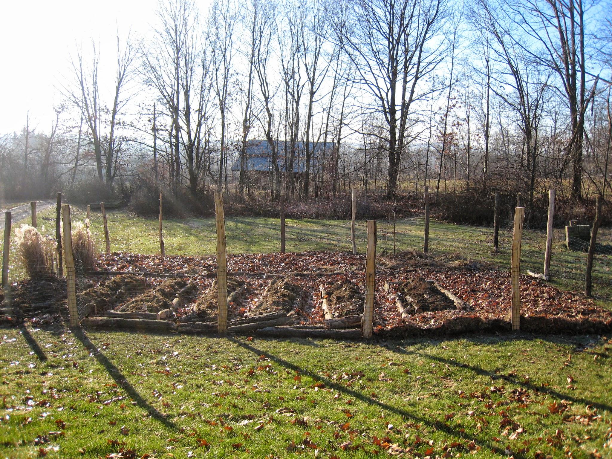 Home Scale Garden