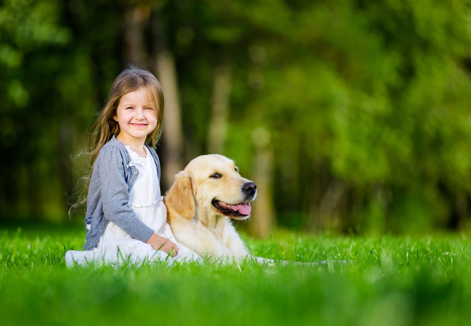 A beautiful, healthy lawn benefits the whole family