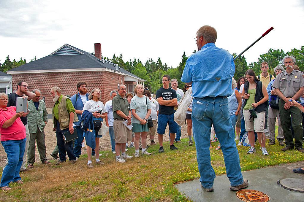 Bio Blitz 2011 at Acadia National Park.jpg