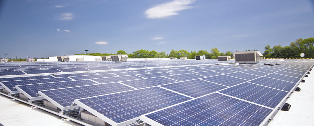Commercial Solar System from Solar Electric