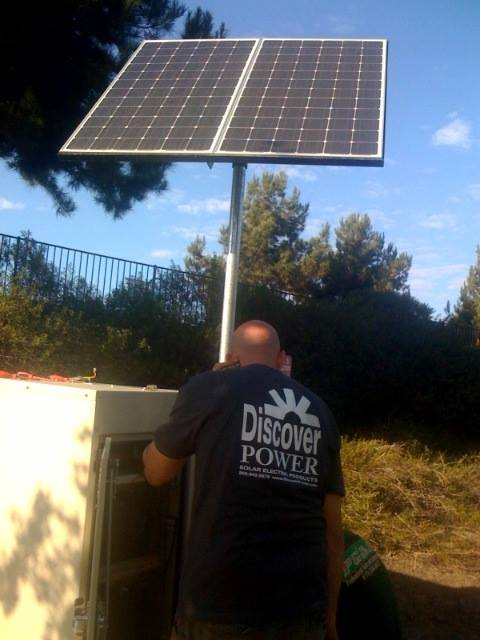 Stand Alone Solar Power
