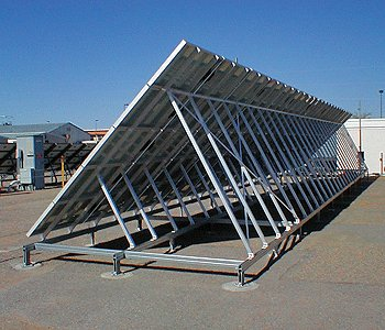 Rooftop Solar Power for Government and Military