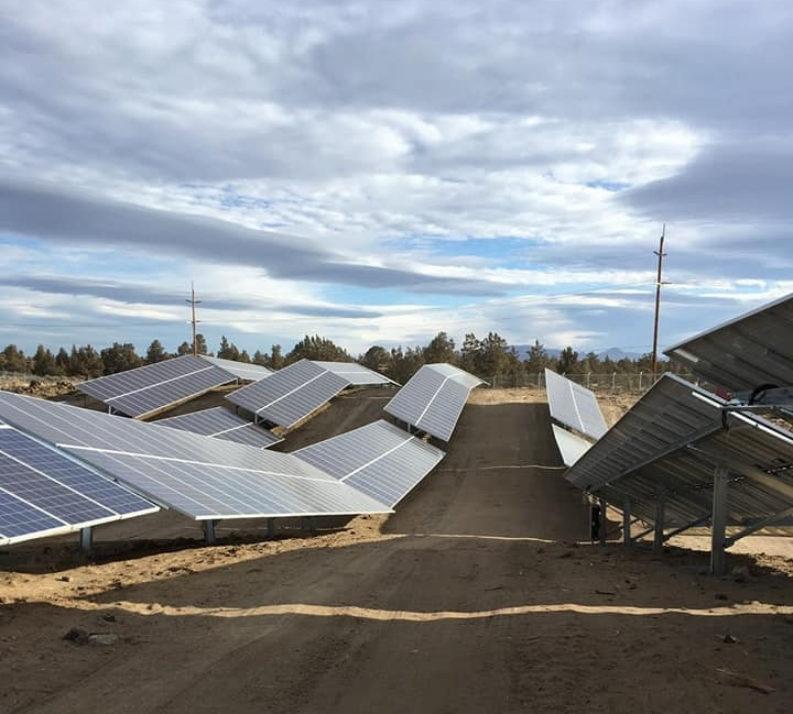 Ground Mount Solar Farm in Kentucky