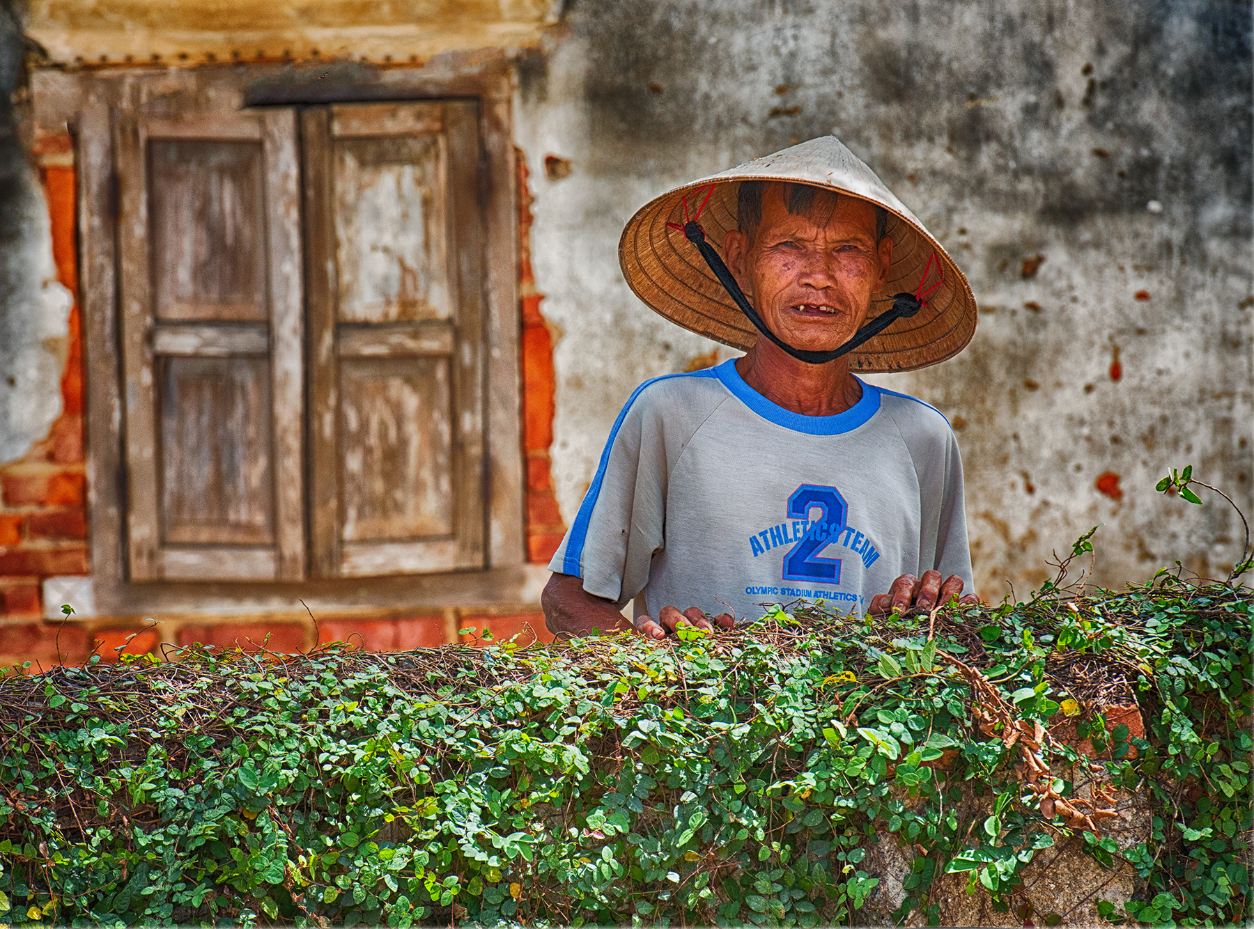 Vietnamese Gentleman