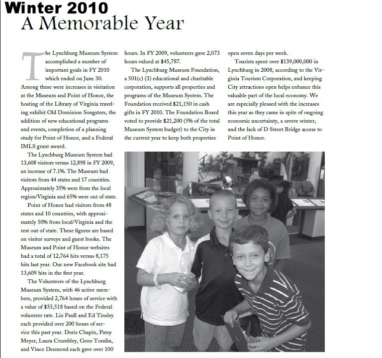 Vol. 5, No. 1 Winter 2010