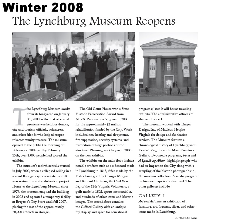 Vol. 3, No. 2 Winter 2008