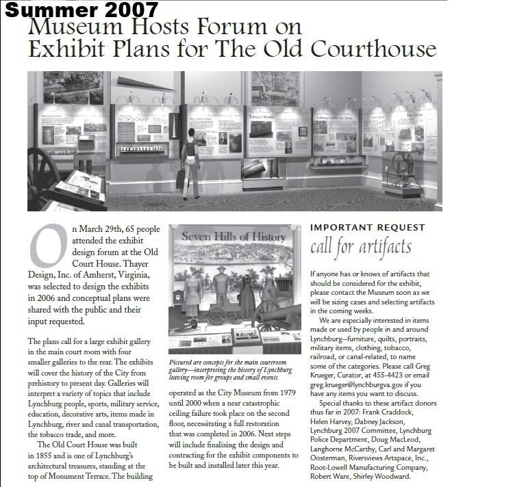 Vol. 3, No. 1 Summer 2007