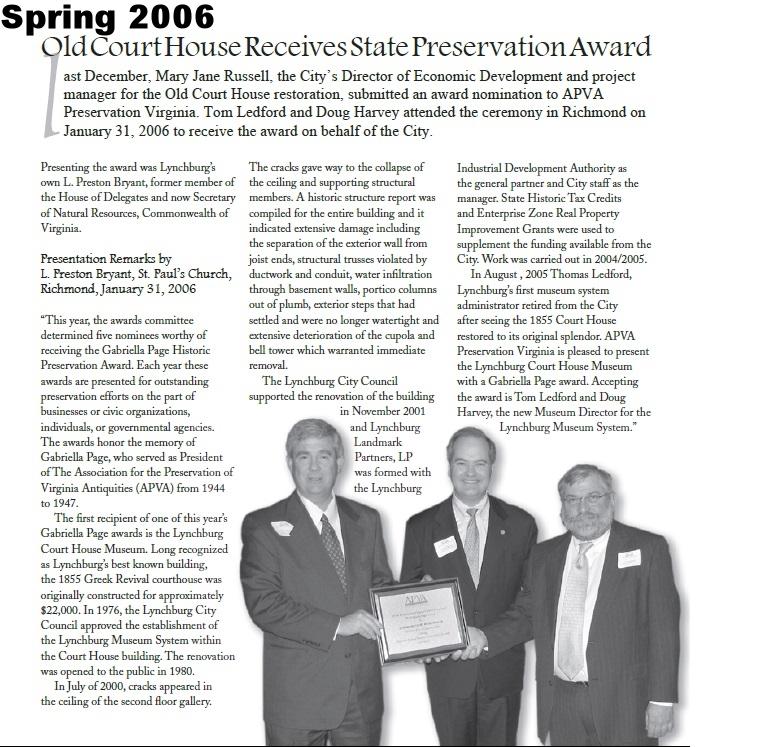 Vol. 1, No. 2 Spring 2006
