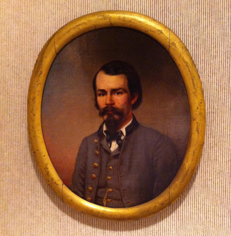 Edward Sanford Gregory ca 1863