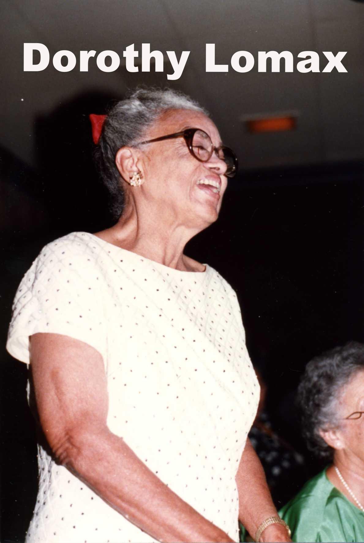 Dorothy Lomax
