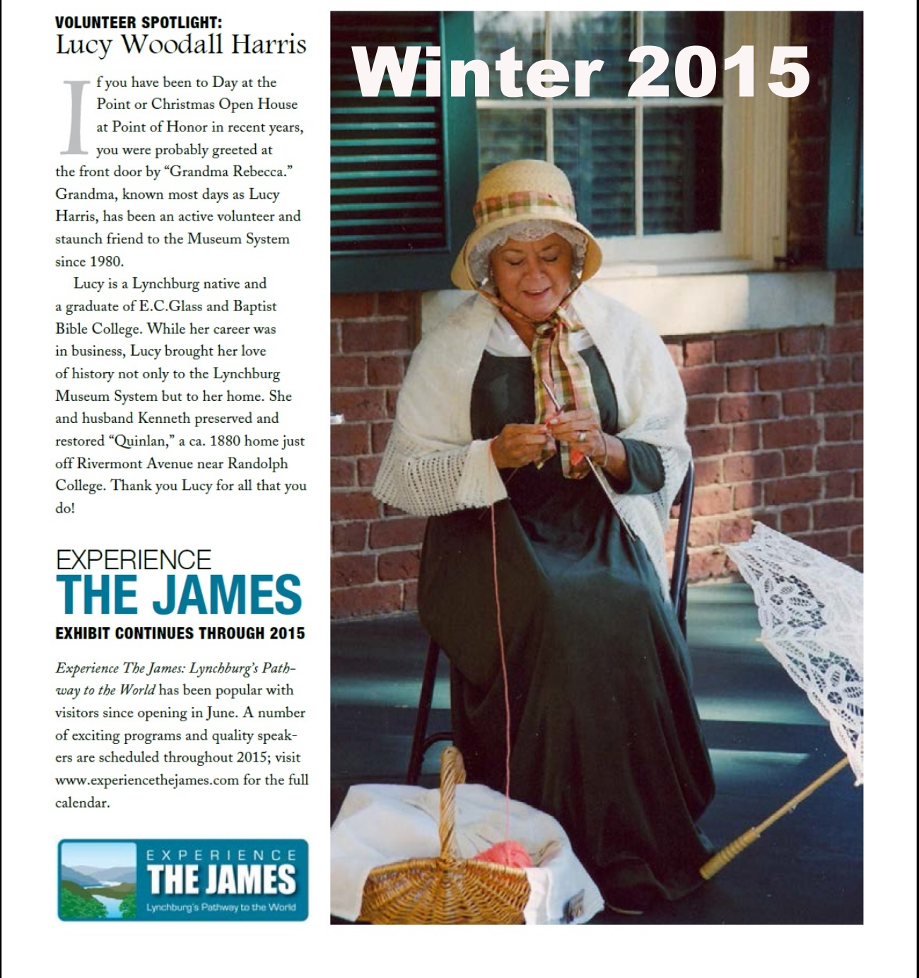 Muse News Winter 2015