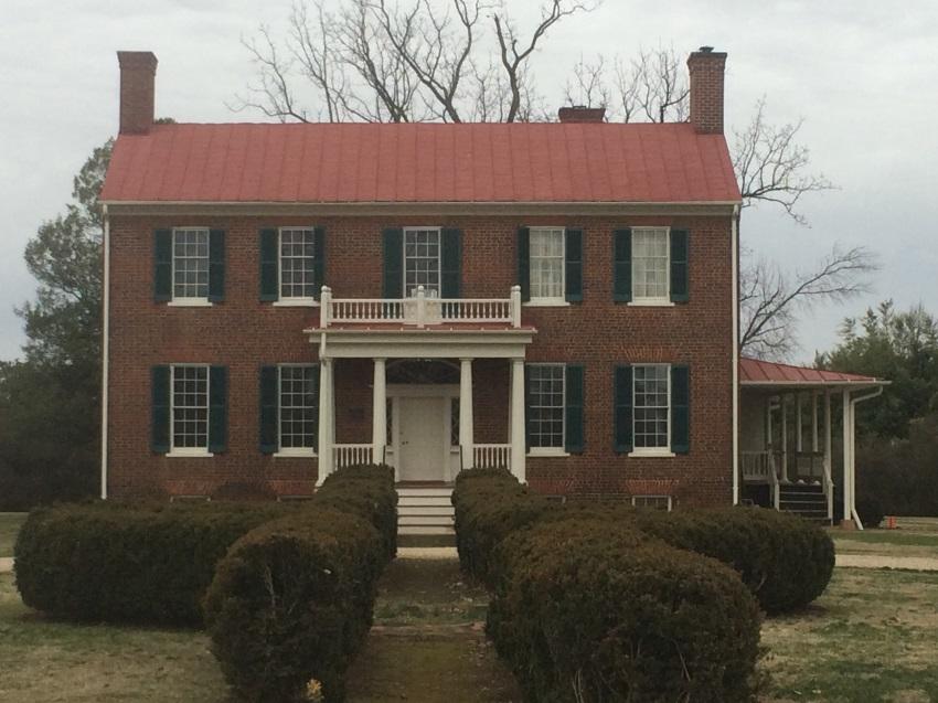 Sandusky House present day