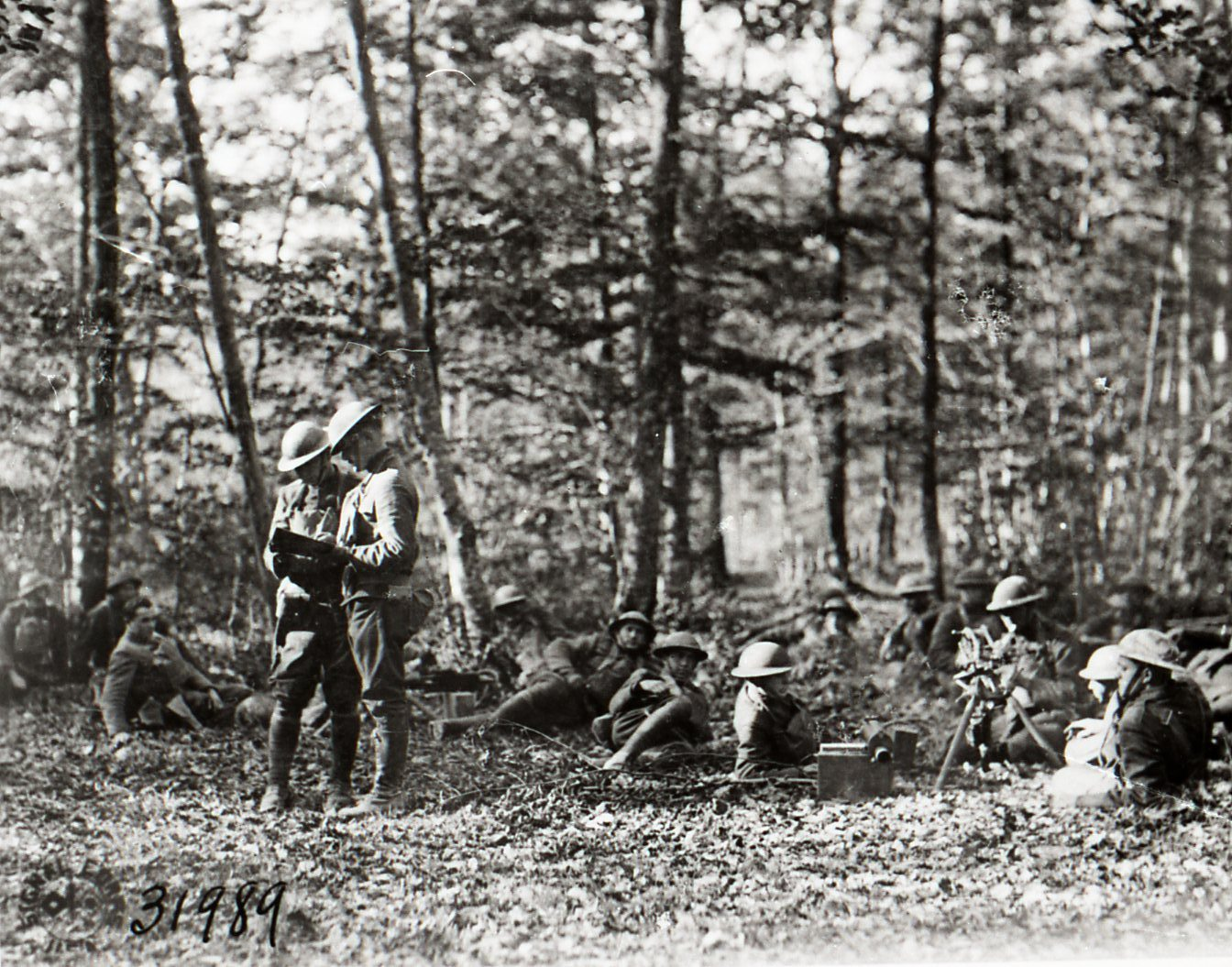 059 317th Infantry Regiment in France.jpg