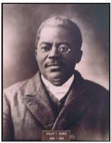 Rev. Phillip Morris