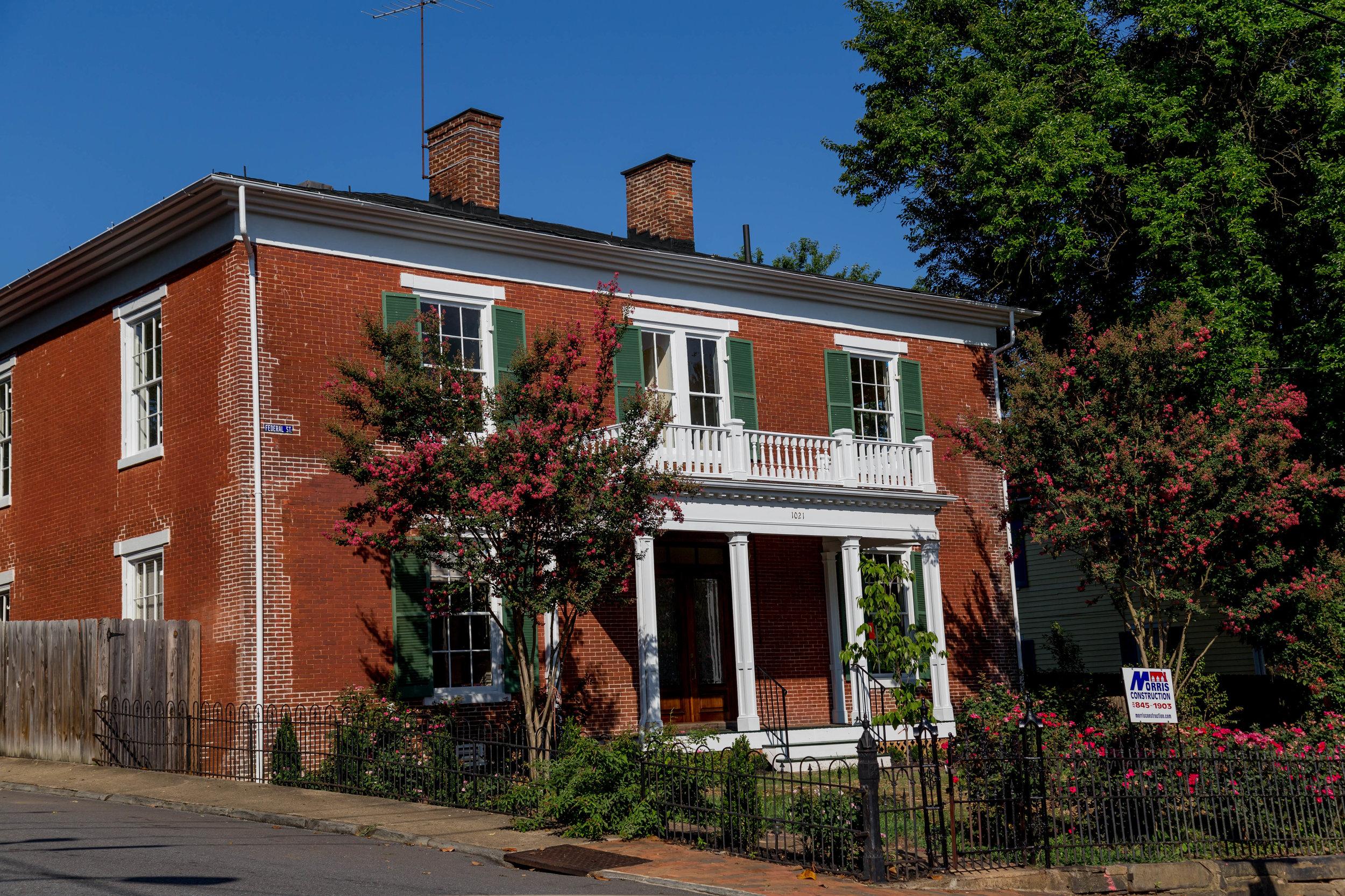 Federal Hill - Est. 1819
